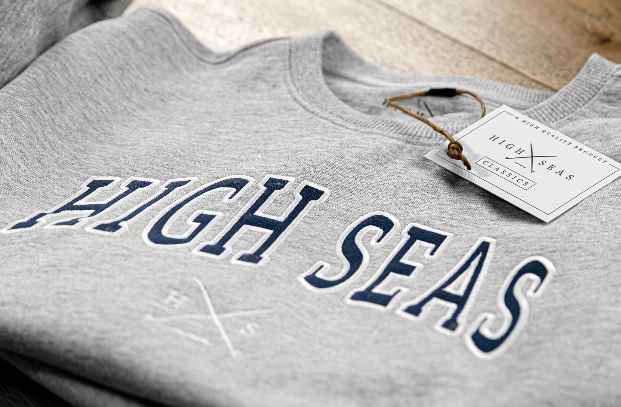 Coorporate Design und HighSeas Classic Collection
